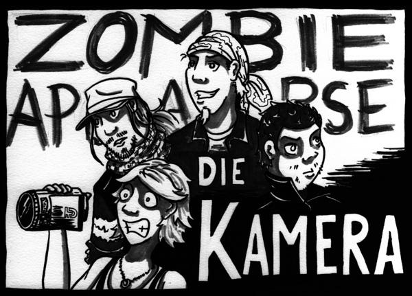 Zombiegeschichten – Die Kamera