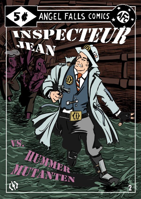 Inspecteur Jean Titel