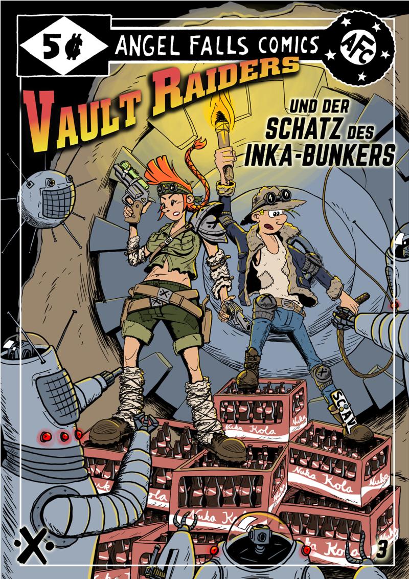Vault Raiders – Titel