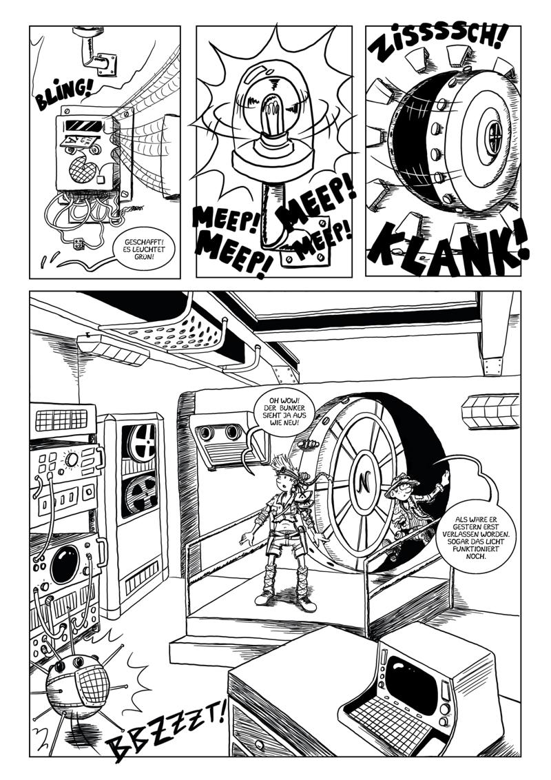 Vault Raiders – Seite 6