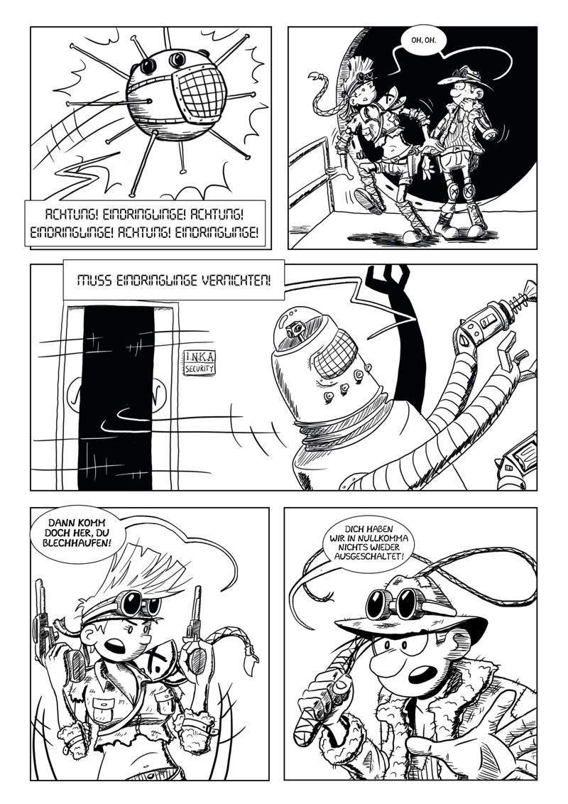 Vault Raiders – Seite 7