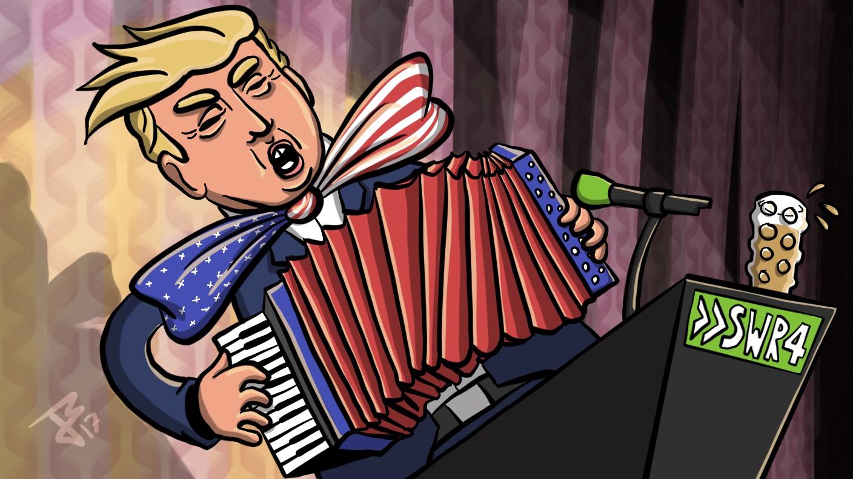Trump aus der Pfalz