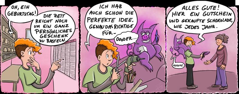 Schweinehund – Geschenk