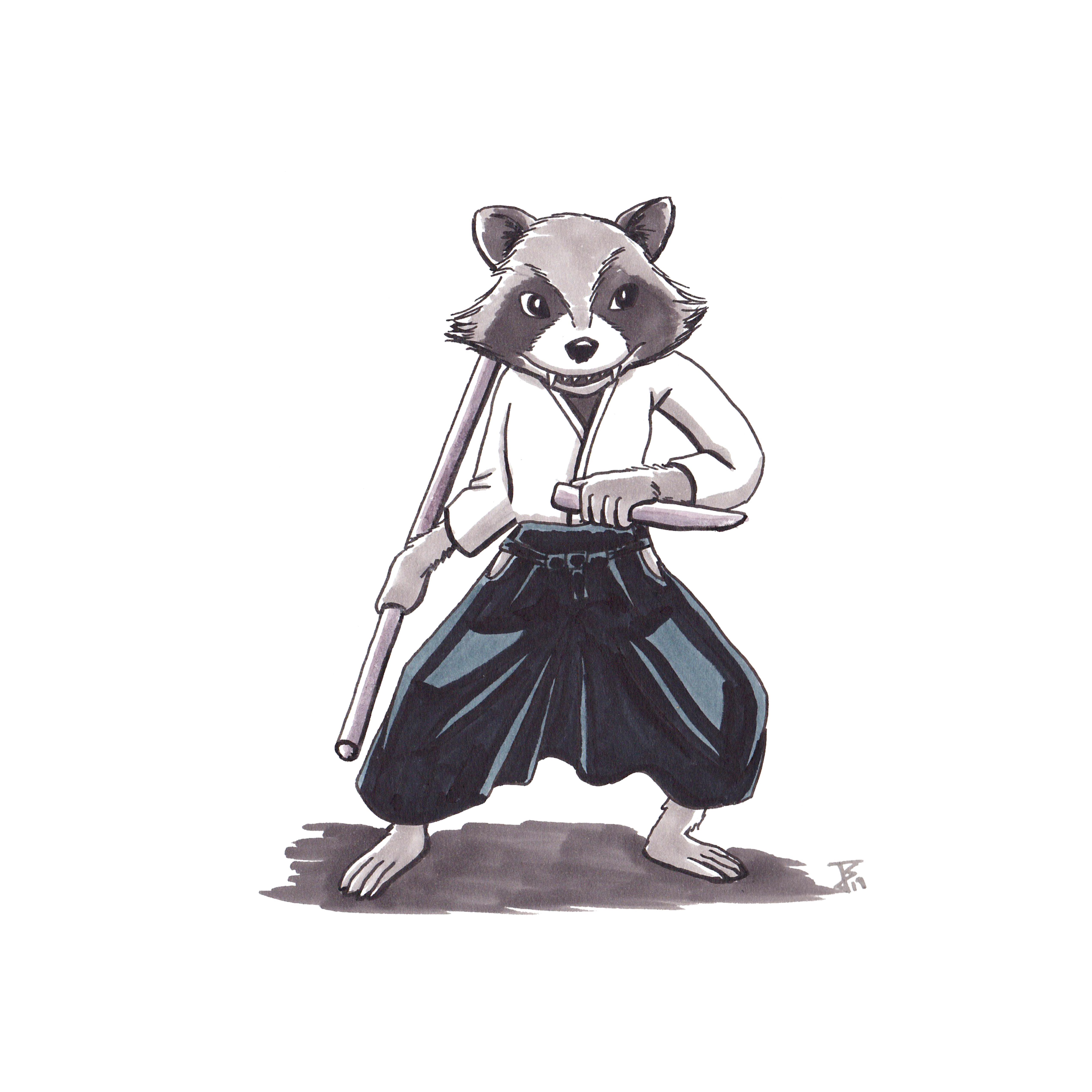 Aikido Animals_101